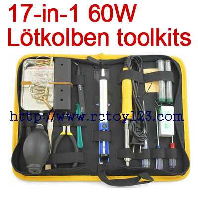 17-in-1 60W Lötkolben toolkits