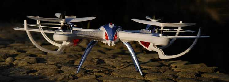 Tarantula X6 RC Quadcopter