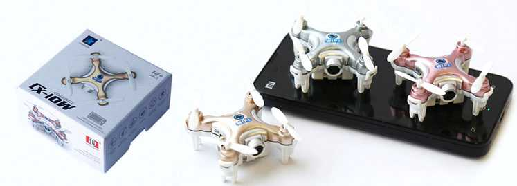 CX-10W RC Quadcopter