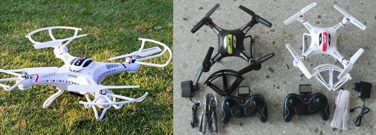 DFD F183 RC Quadcopter