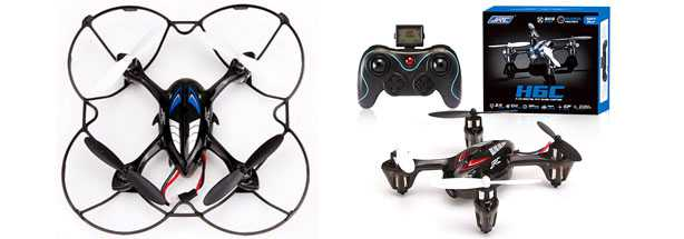 JJRC H6C RC Quadcopter
