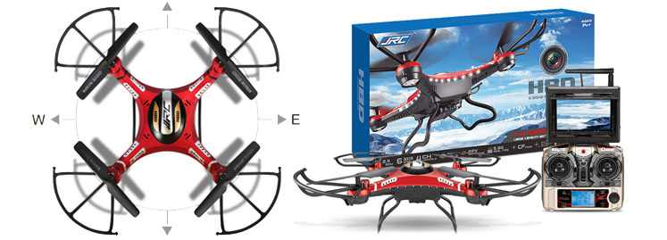 JJRC H8D RC Quadcopter