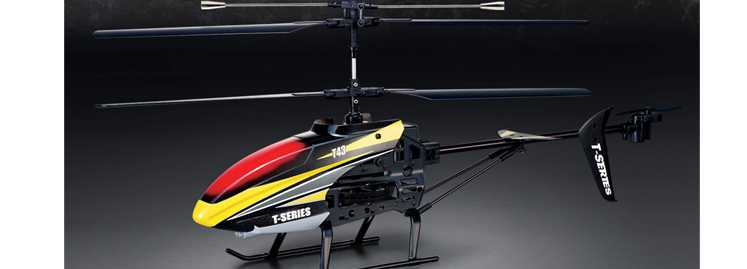 MJX T43 T643 RC Helicopter(with Kamera)