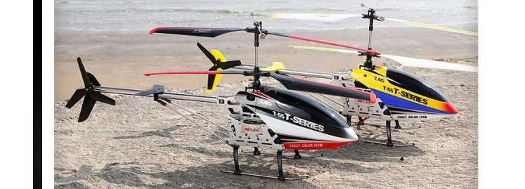 MJX T55 T655 RC Helicopter( with Kamera) (T-series 3.5ch thunderbird Helicopter)
