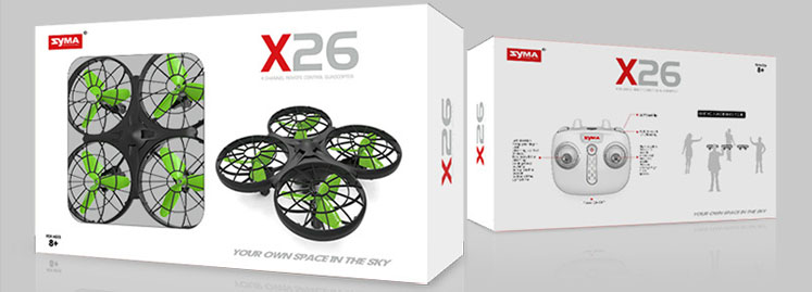 Syma X26 RC Quadcopter